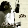 Antoine - At the piano CD cover